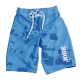 Impress Boardshorts Youth Blue