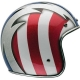 Bell Custom 500 Cobra Gillies Helmet