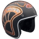 Bell Custom 500 Freedom Machine Helmet