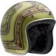 Bell Custom 500 Skratch Lace Helmet