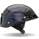 Bell Drifter Deluxe Flames Helmet