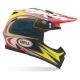 Bell Moto-9 Carbon Airtrix Laguna Helmet