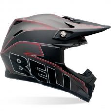 Bell Moto-9 Emblem Helmet