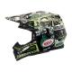 Bell Moto-9 Skull Candy Helmet
