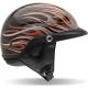 Bell Pit Boss Flames Helmet