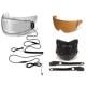 Bell Revolver EVO Snow Helmet Electric Shield Kit