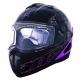 CKX Tranz-E Pulse Womens Electric Snow Helmet