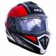 CKX Tranz-RSV Stream Electric Snow Helmet