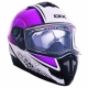 CKX Tranz-RSV Stream Womens Electric Snow Helmet