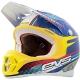 EVS Vortek T7 Martini Helmet