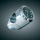 Marlins Bullet Billet Clock